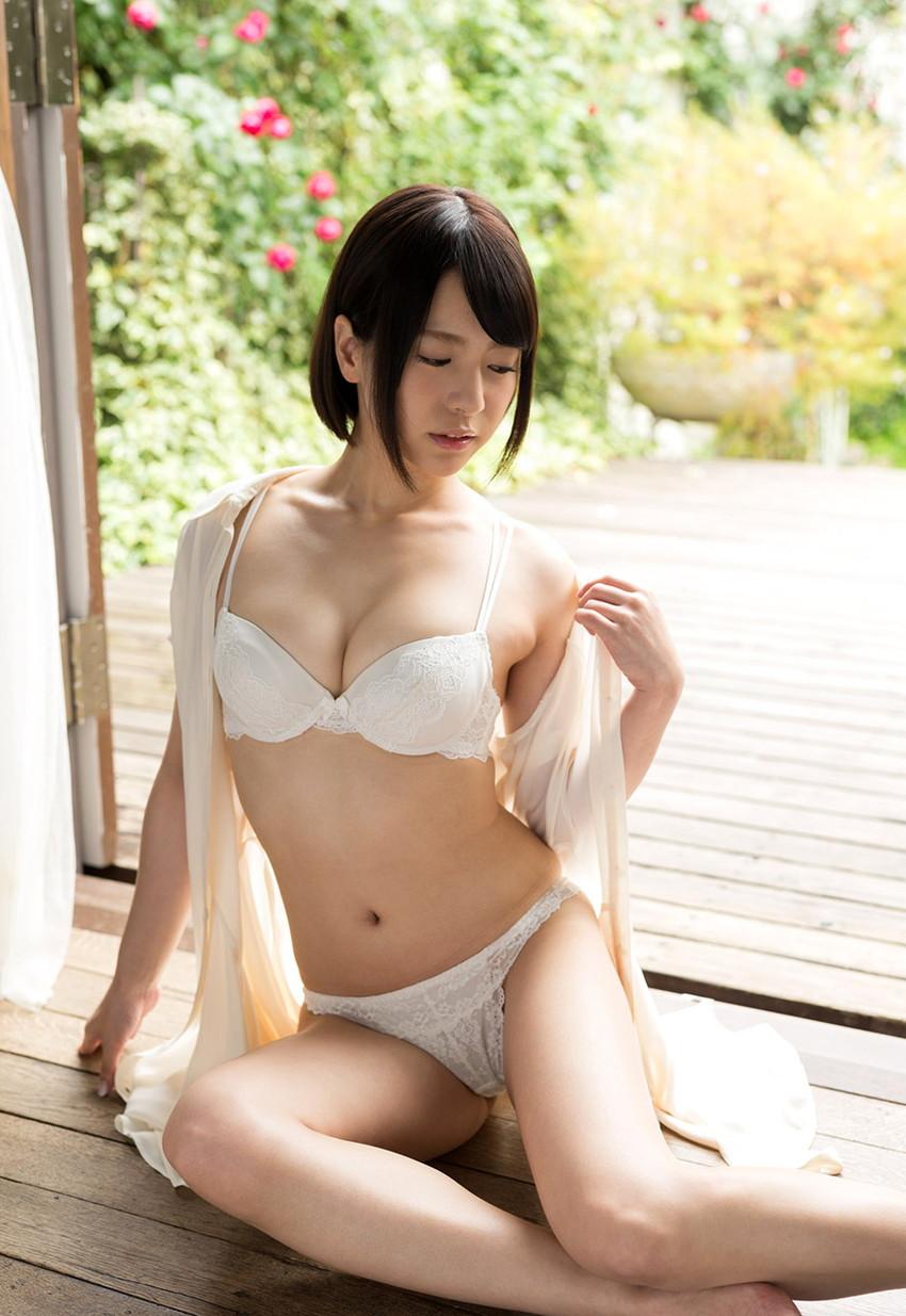 【ヌードエロ画像】お嬢様然とした永倉せなの美少女系エロ画像!(50枚) 05