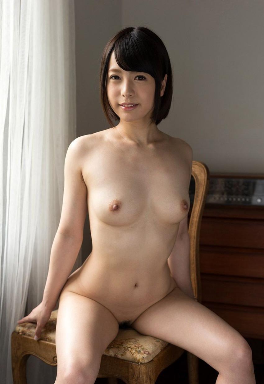 【ヌードエロ画像】お嬢様然とした永倉せなの美少女系エロ画像!(50枚) 12