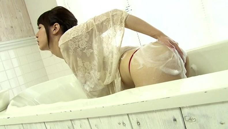 【ヌードエロ画像】お嬢様然とした永倉せなの美少女系エロ画像!(50枚) 14