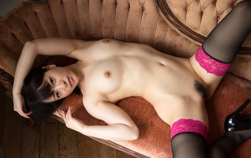 【ヌードエロ画像】お嬢様然とした永倉せなの美少女系エロ画像!(50枚) 47