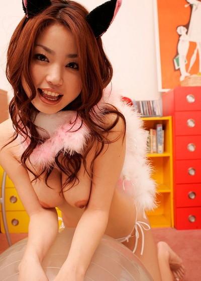 【獣耳エロ画像】ケモ耳つけた女の子たちがエロ可愛いwwwww(51枚) 36