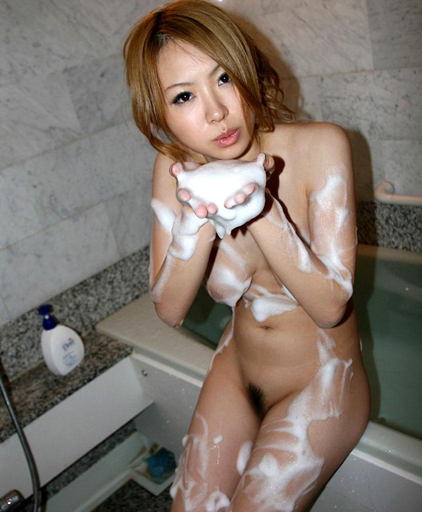 【泡まみれエロ画像】美女のメチャシコな泡ボディをご覧くださいww(50枚) 11