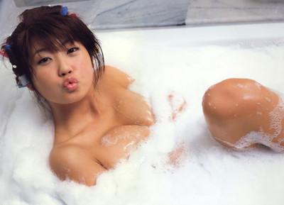 【泡まみれエロ画像】美女のメチャシコな泡ボディをご覧くださいww(50枚) 47