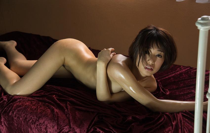 【川上奈々美エロ画像】ハジケル笑顔が可愛らしい!熱血美少女の裸体に股間が熱くなります!(50枚) 45