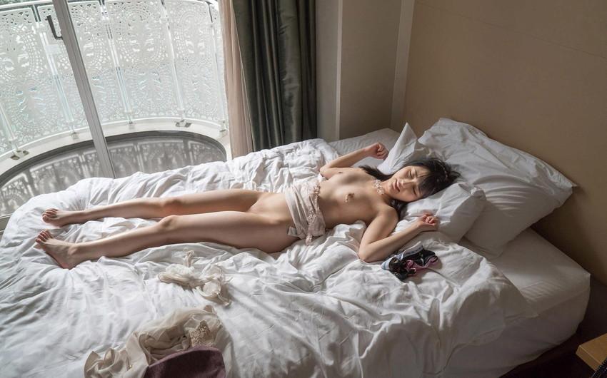 【若月まりあエロ画像】セクシーな着衣姿やセックス姿が激カワ!(50枚) 50