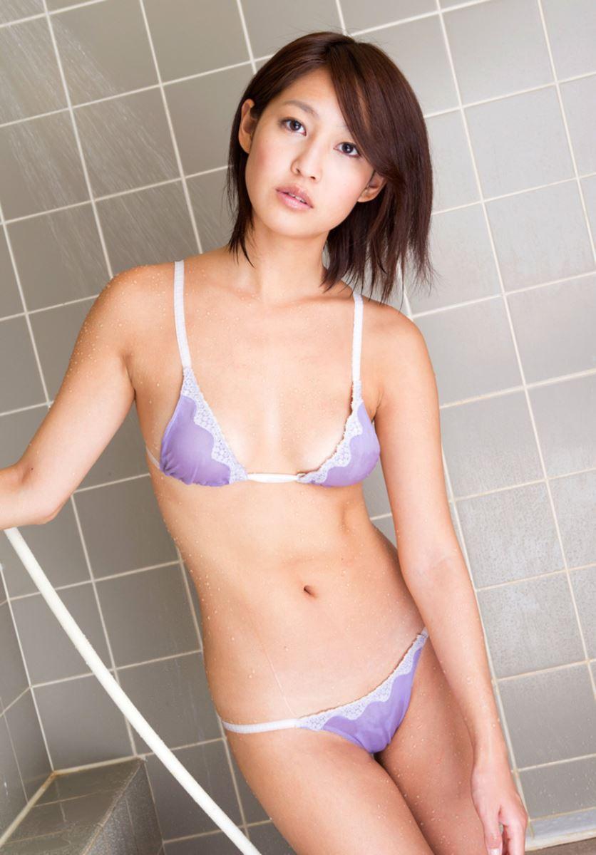 【小柳歩エロ画像】エッチな水着姿や知的な眼鏡スーツ姿がメチャカワw(50枚) 30