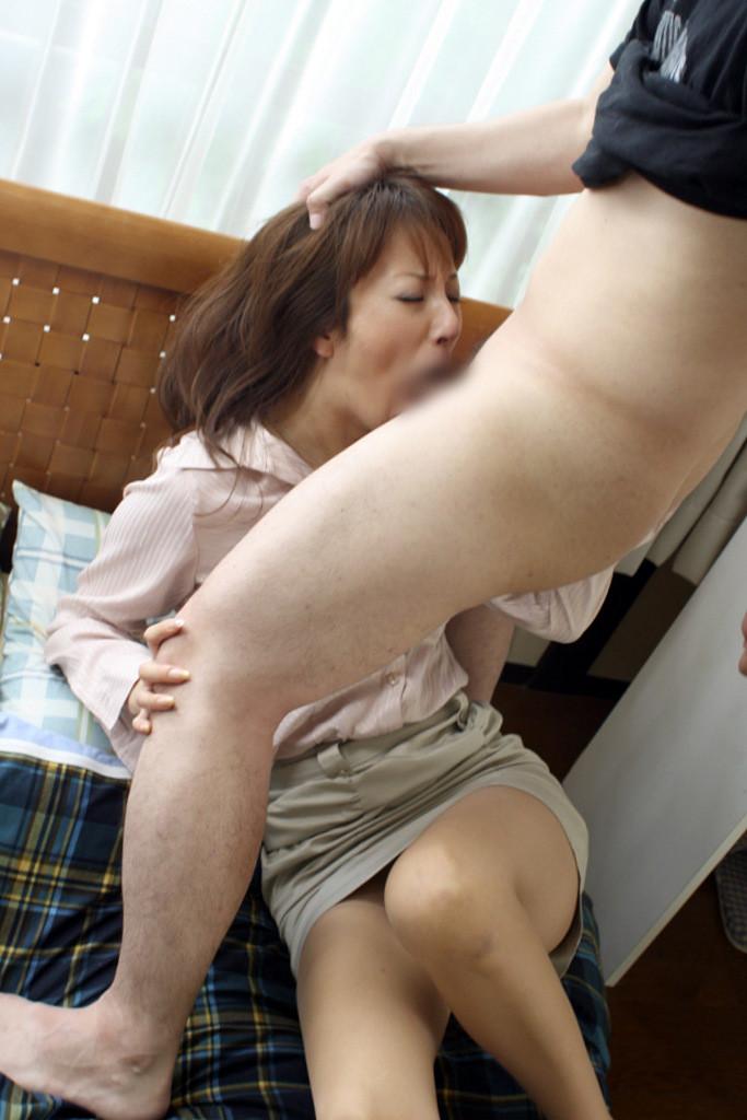【澤村レイコエロ画像】長い髪が美しい熟女系AV女優のセックス画像!(50枚) 30