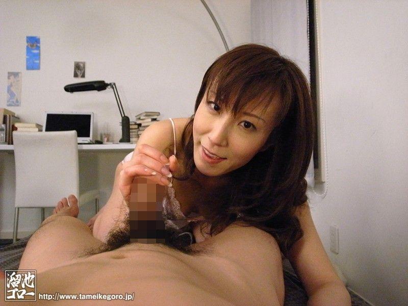 【澤村レイコエロ画像】長い髪が美しい熟女系AV女優のセックス画像!(50枚) 44
