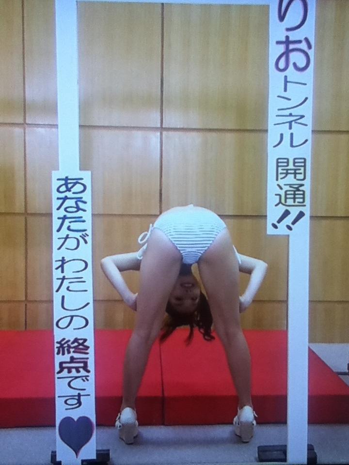【内田理央エロ画像】肩や腰を揉みたくなる水着・下着・セミヌード姿!(50枚) 15