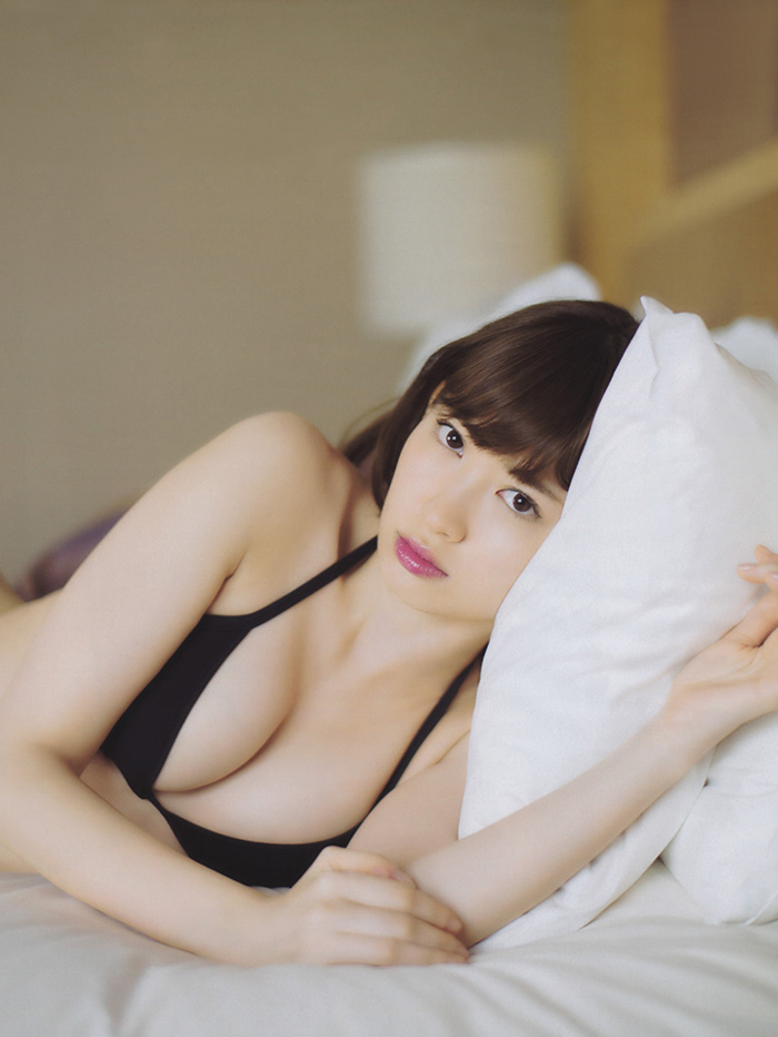 【グラビアエロ画像】AKB48のこじはるのビキニや下着のスケベ画像集めました! 25
