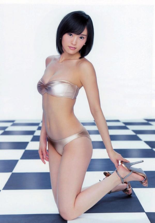 【グラビアエロ画像】NMB48のセクシー担当の山本彩のエログラビア!スケベな水着画像が多めです。 43