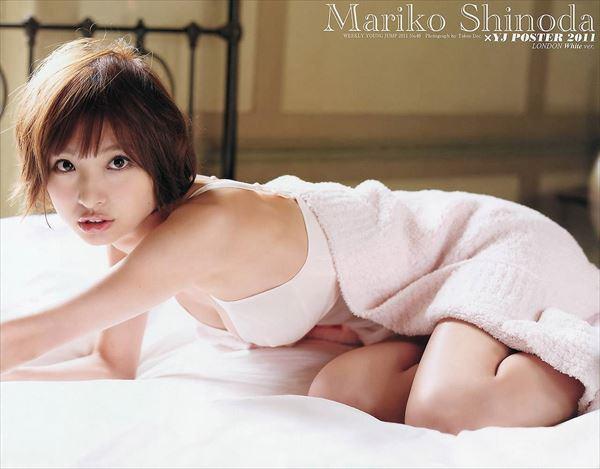 【グラビアエロ画像】篠田麻里子のセクシーグラビア!スレンダーなボディラインにムラムラw 29
