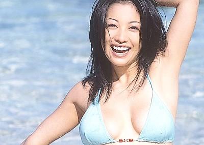 【グラビアエロ画像】AV女優に転身した小向美奈子のスケベグラビア!柔らかいおっぱいがたまらん!