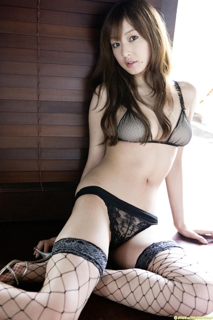 【グラビアエロ画像】闇金ウシジマくんに出演した池田夏希のエログラビア! 31