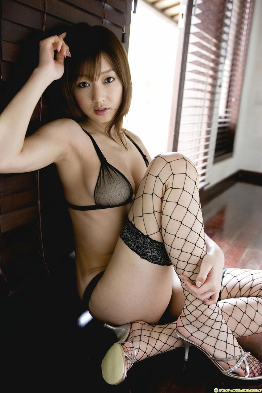 【グラビアエロ画像】闇金ウシジマくんに出演した池田夏希のエログラビア! 33