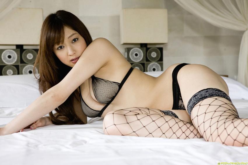 【グラビアエロ画像】闇金ウシジマくんに出演した池田夏希のエログラビア! 35