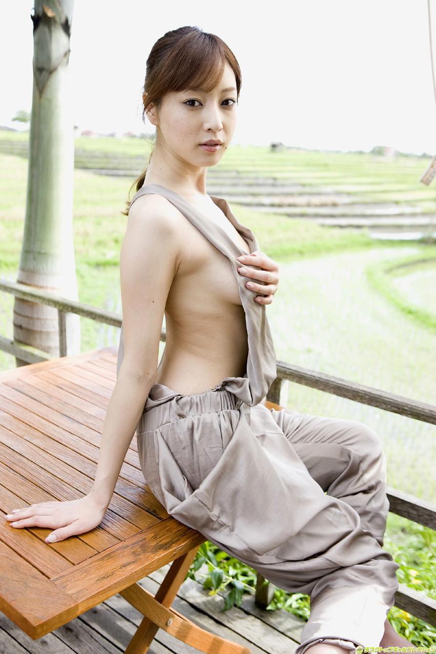 【グラビアエロ画像】闇金ウシジマくんに出演した池田夏希のエログラビア! 47