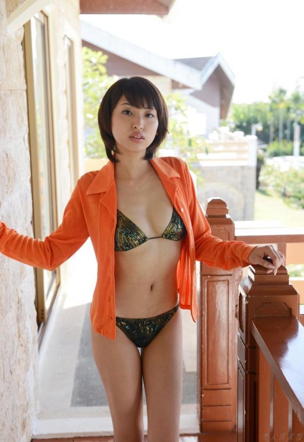 【ヌードエロ画像】若妻感がたまらない!秋山祥子のグラマーでエッチな身体をご堪能くださいw 35