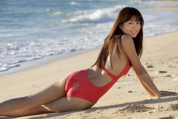 【グラビアエロ画像】杉本有美の清楚な雰囲気と成熟した身体が最高にエロくてシコれるwww 06