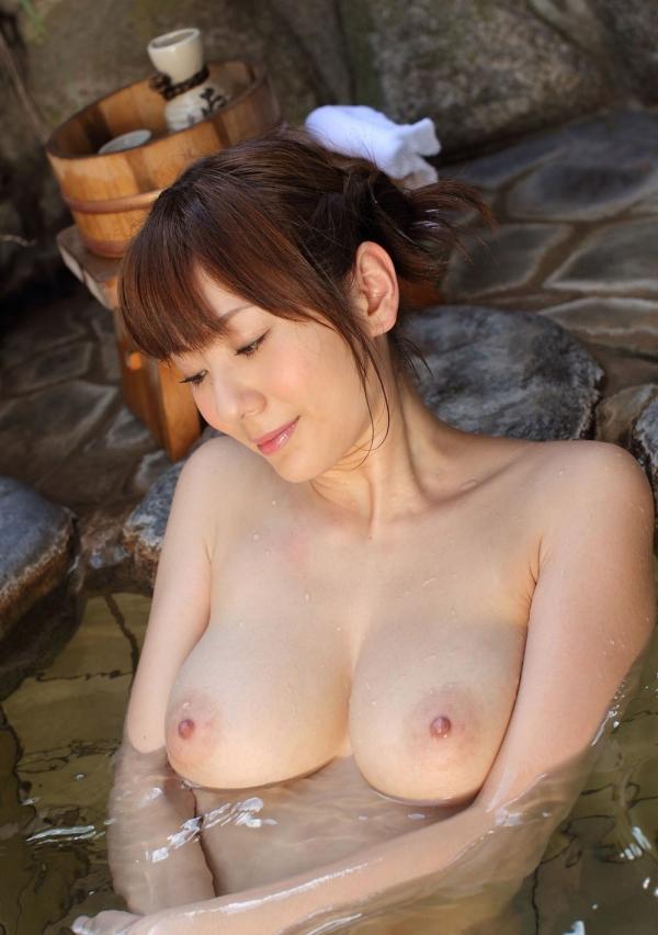 【和風ヌードエロ画像】元AV女優麻美ゆまちゃんの乳輪がエロ過ぎるwww 09