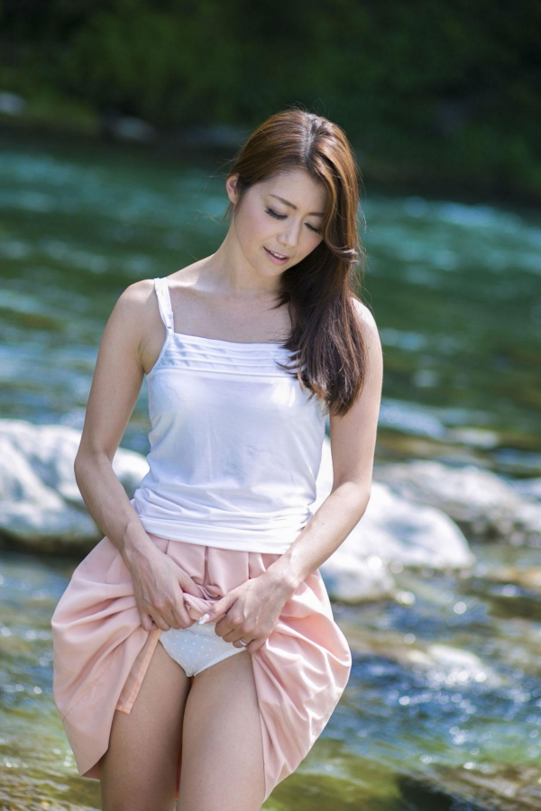【美熟女エロ画像】北条麻妃さんと不倫旅行している気分になれるヌード画像あつめてみたよwww