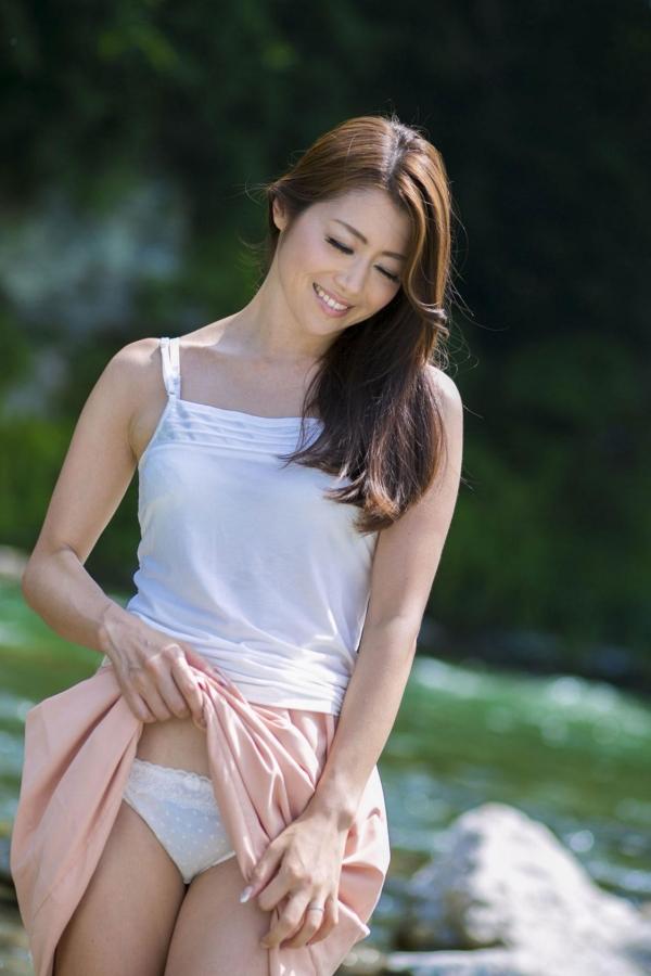 【美熟女エロ画像】北条麻妃さんと不倫旅行している気分になれるヌード画像あつめてみたよwww 02