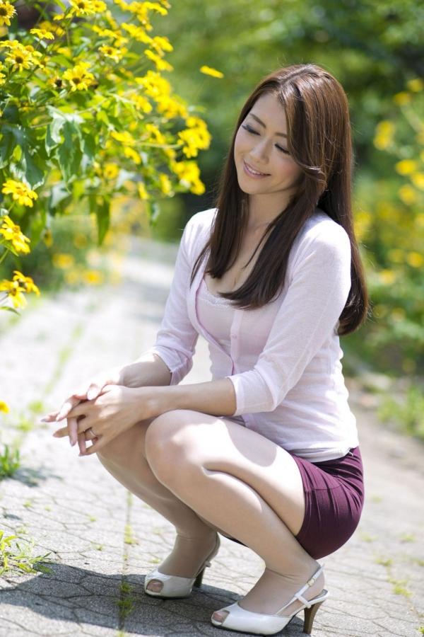 【美熟女エロ画像】北条麻妃さんと不倫旅行している気分になれるヌード画像あつめてみたよwww 19