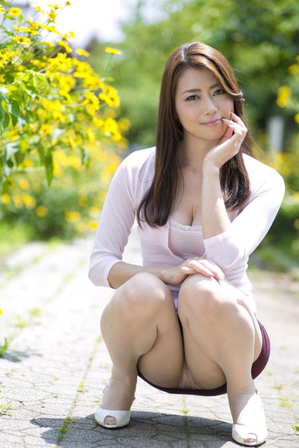 【美熟女エロ画像】北条麻妃さんと不倫旅行している気分になれるヌード画像あつめてみたよwww 20