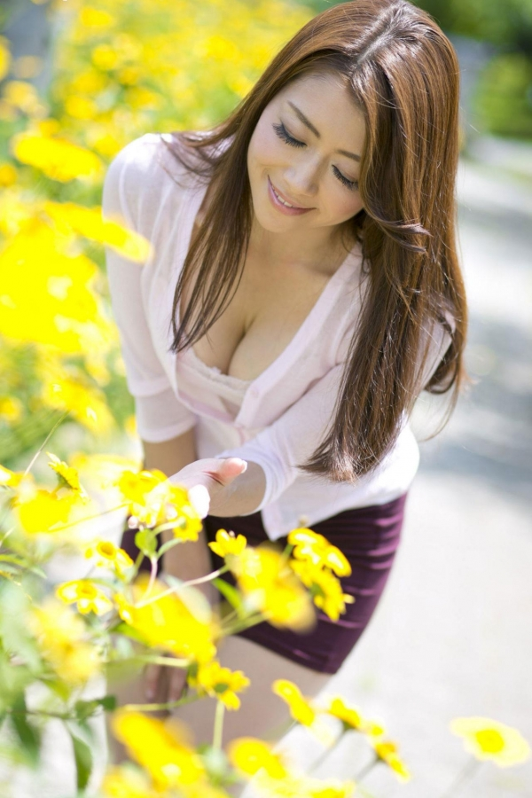 【美熟女エロ画像】北条麻妃さんと不倫旅行している気分になれるヌード画像あつめてみたよwww 22