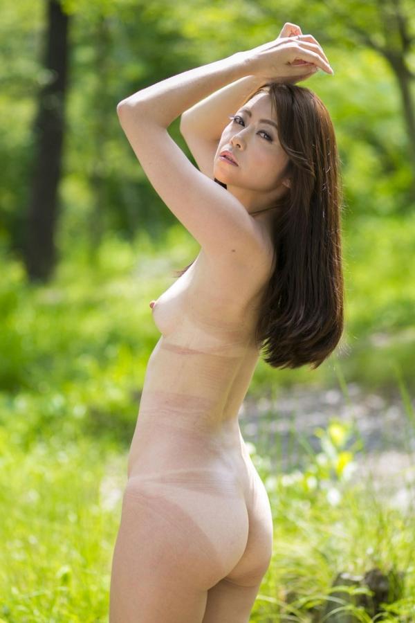 【美熟女エロ画像】北条麻妃さんと不倫旅行している気分になれるヌード画像あつめてみたよwww 33