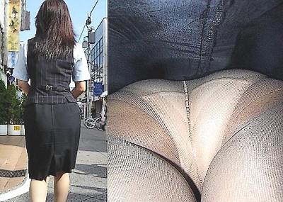 【盗撮エロ画像】働く素人女性のパンチラ画像wwwエロ過ぎて仕事に集中できね・・・。