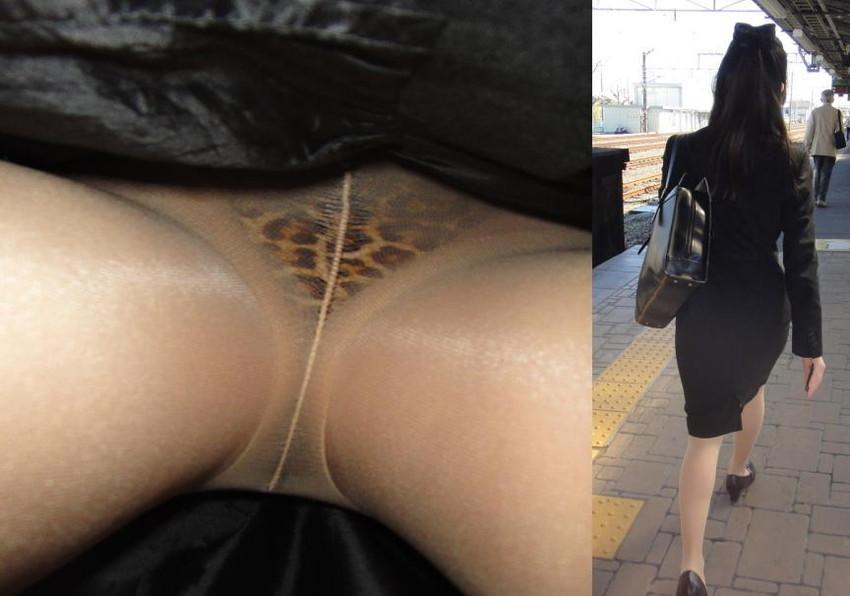 【盗撮エロ画像】働く素人女性のパンチラ画像wwwエロ過ぎて仕事に集中できね・・・。 08