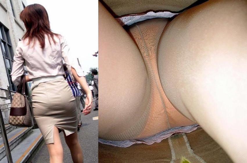 【盗撮エロ画像】働く素人女性のパンチラ画像wwwエロ過ぎて仕事に集中できね・・・。 12
