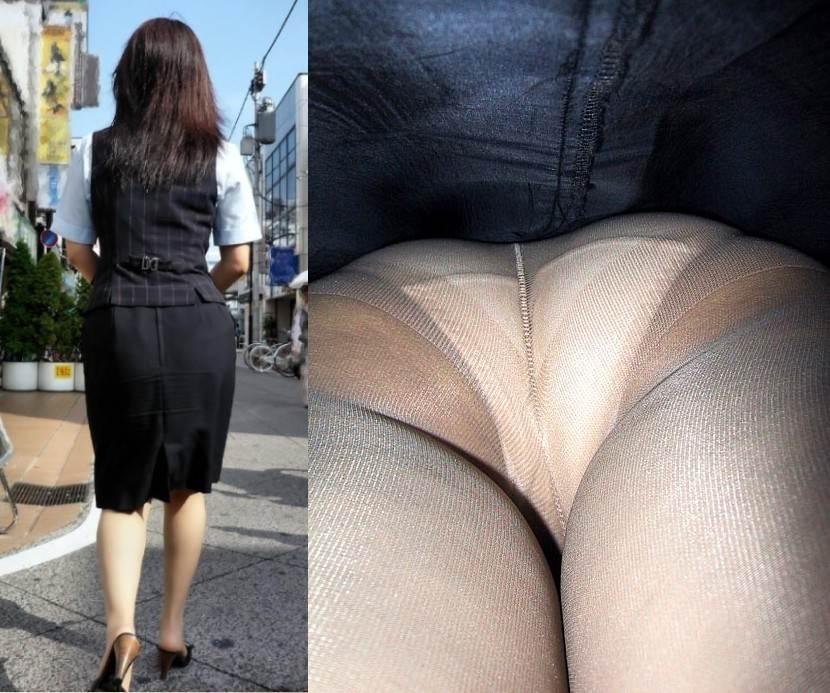 【盗撮エロ画像】働く素人女性のパンチラ画像wwwエロ過ぎて仕事に集中できね・・・。 17