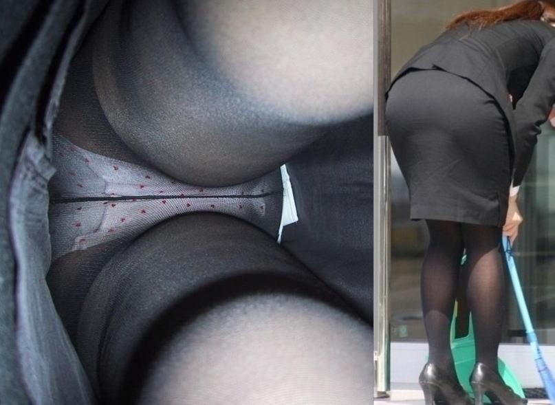 【盗撮エロ画像】働く素人女性のパンチラ画像wwwエロ過ぎて仕事に集中できね・・・。 19