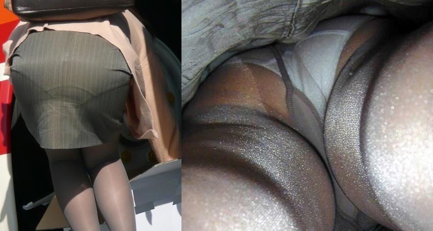 【盗撮エロ画像】働く素人女性のパンチラ画像wwwエロ過ぎて仕事に集中できね・・・。 32