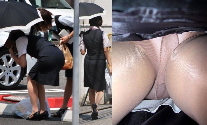 【盗撮エロ画像】働く素人女性のパンチラ画像wwwエロ過ぎて仕事に集中できね・・・。 33