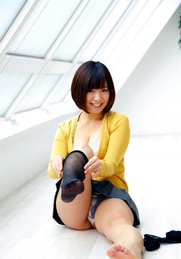 【ヌードエロ画像】童顔でFカップ!AV女優、尾上若葉ちゃんのドスケベな身体wwww 40