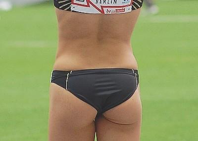 女子陸上選手の食い込みハミケツお尻エ□画像
