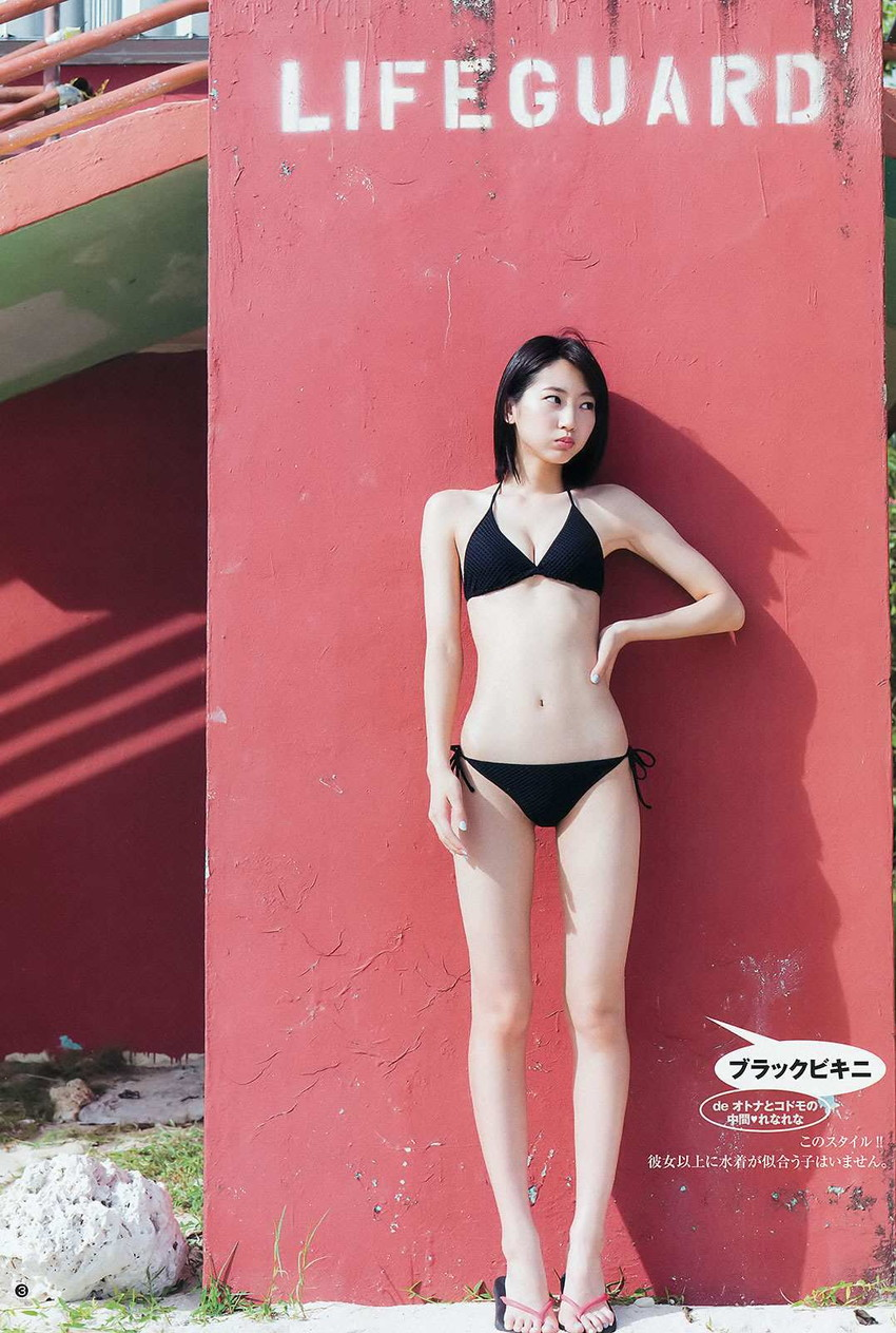 【武田玲奈エロ画像】黒髪美少女のちょっとセクシーな感じのグラビアwww 49
