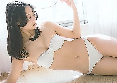 【古畑奈和エロ画像】SKEのグラビアクイーンの豊満な身体に勃起不可避www