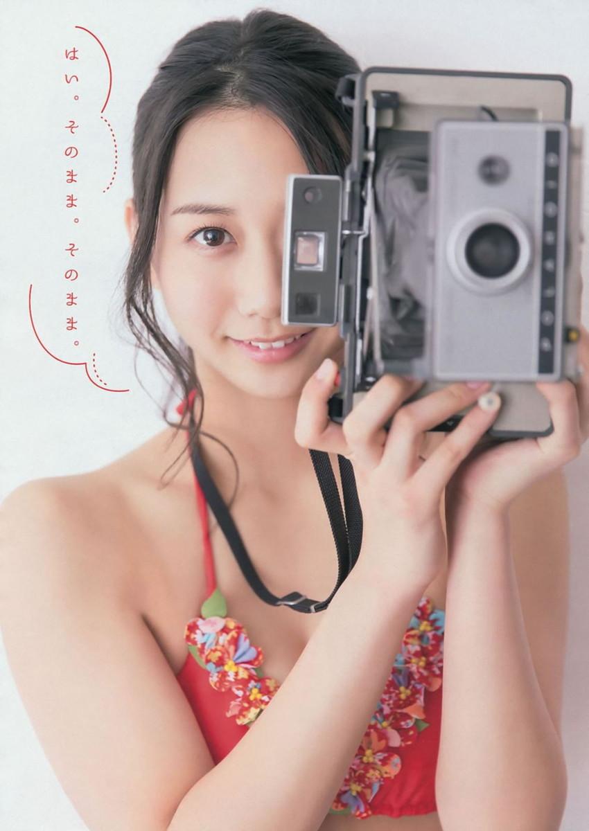 【古畑奈和エロ画像】SKEのグラビアクイーンの豊満な身体に勃起不可避www 05