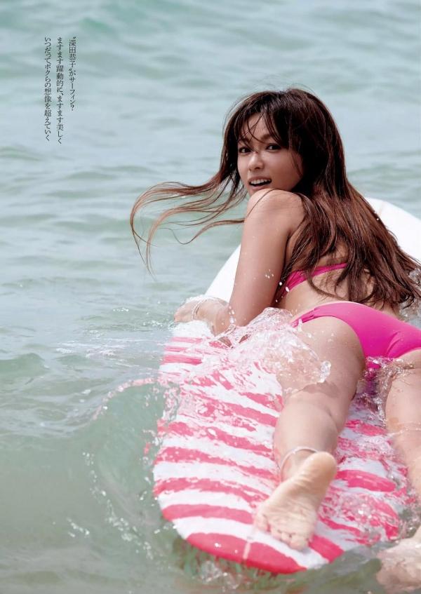 【深田恭子エロ画像】30歳を超えてもまたまだ健在なグラマラスエロボディが最高すぎる件www 04