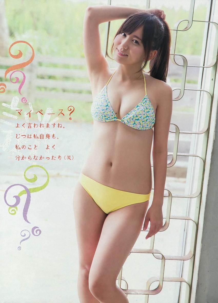 【大場美奈エロ画像】男関係で失敗の多い、SKEの巨乳娘www 22