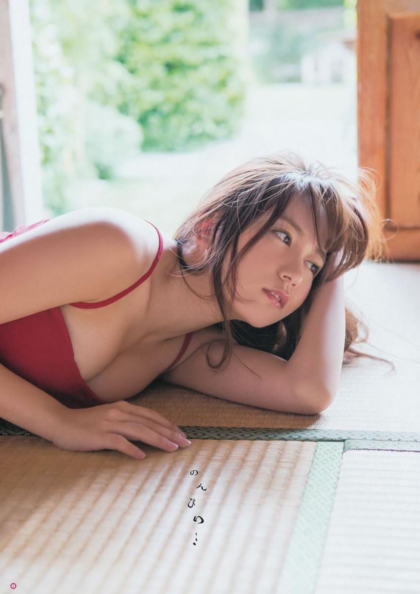 【大場美奈エロ画像】男関係で失敗の多い、SKEの巨乳娘www 44