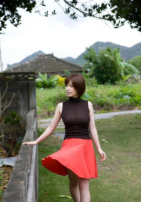 【奥田咲エロ画像】熟女系の役から何でもこなせる万能女優の、巨乳ヌードとセックス画像www 05