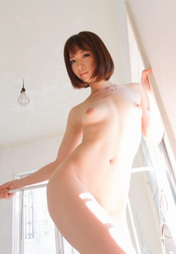 【神谷まゆエロ画像】素人感溢れるナチュラルな雰囲気の元AV女優の身体www 35
