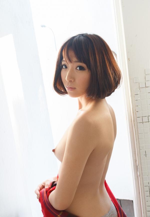 【神谷まゆエロ画像】素人感溢れるナチュラルな雰囲気の元AV女優の身体www 37