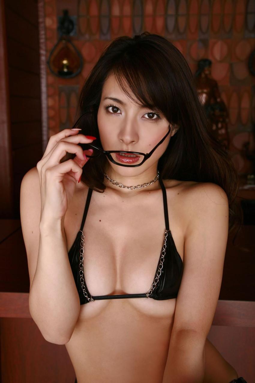 【川村りかエロ画像】三十路熟女の大人の魅力あふれるセクシーグラビアwww 08