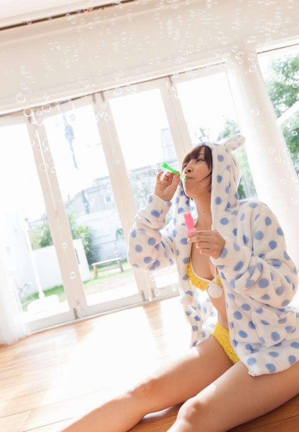 【きみの歩美エロ画像】アイドル並のルックスのショートカット美少女のエロボディwww 19